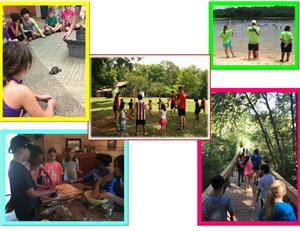 Camp Fun at SCDC